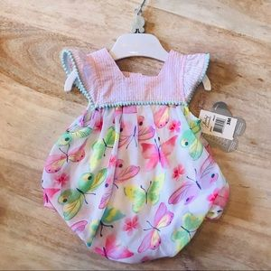 NWT butterfly bubble 3m